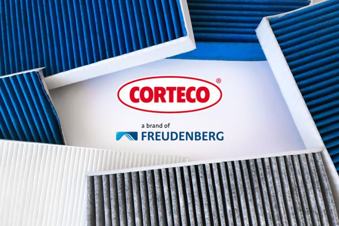 filtros de habitáculo micronAir de Corteco Freudenberg