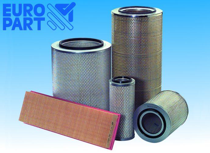 gama de filtros EUROPART Premium Parts