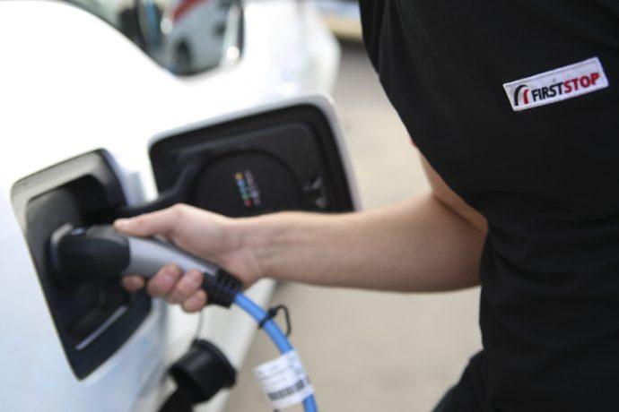 First Stop consejos sobre confinamiento y batería del coche eléctrico