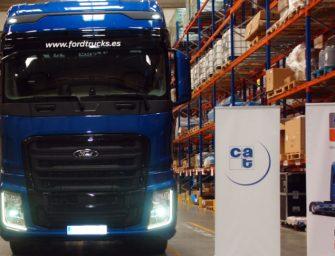 Ford Trucks estrena su almacén nacional de la mano de Groupe CAT