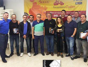 Zaphiro y Recambios Colón celebran unas jornadas de formación en Valencia
