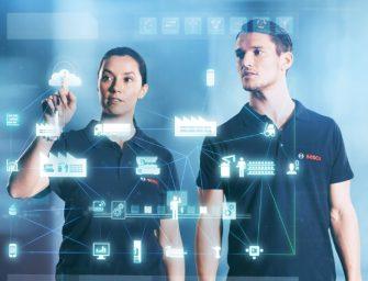 Bosch ya imparte formaciones basadas en la realidad aumentada
