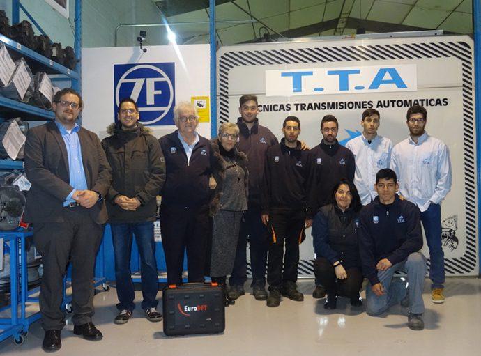 foto grupo t.t