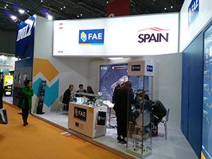 FAE estará presente en Motortec Automechanika Madrid
