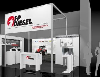 FP Diesel presentó en Agritechnica 2017 sus últimas tecnologías