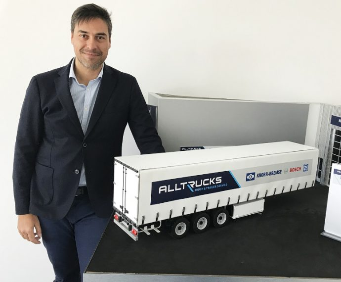 Francisco Albarrán Market Manager España y Portugal Alltrucks
