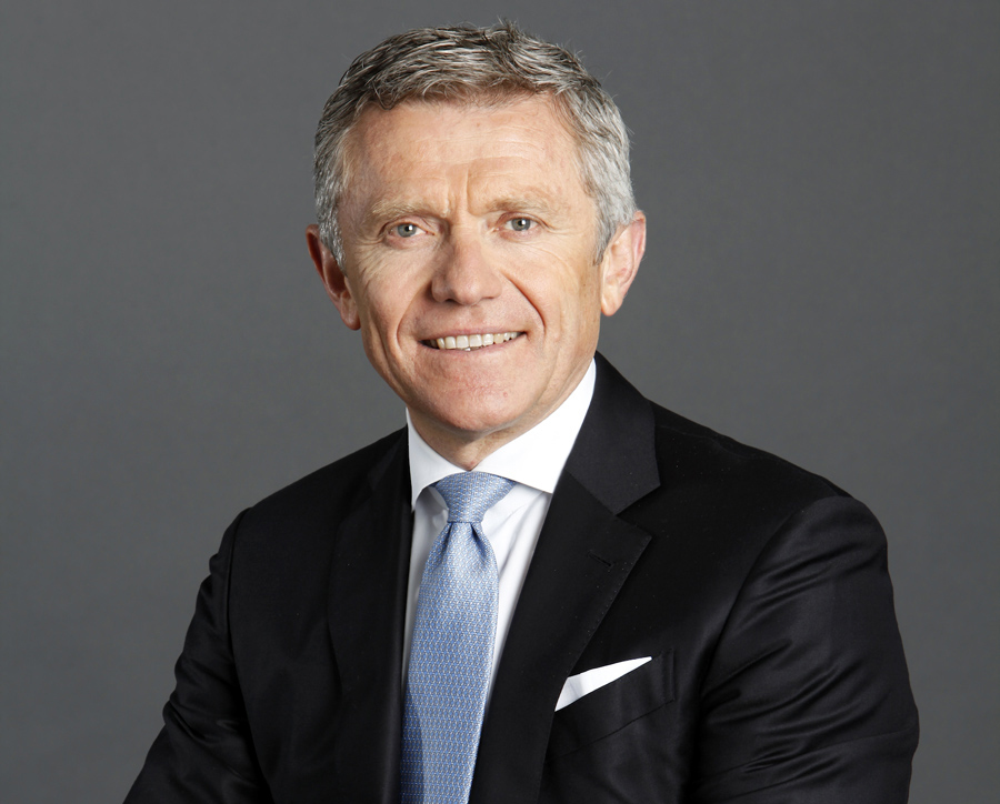 Francisco Pérez Botello presidente de Volkswagen Group España Distribución
