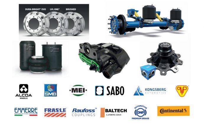 gama productos y proveedores de Denaparts