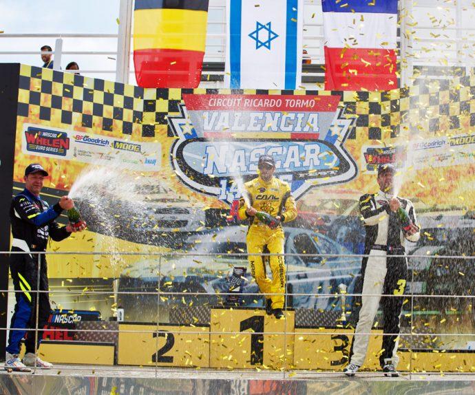 ganadores NASCAR Whelen Euro Series