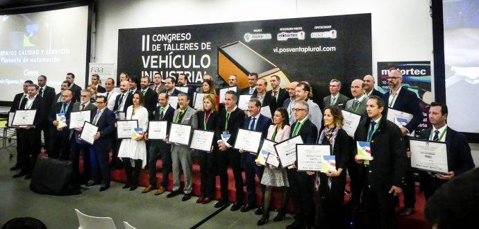 ganadores Premios Calidad y Servicio 2019