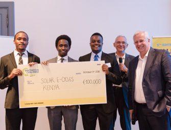 El gran premio del Valeo Innovation Challenge ya tiene ganadores