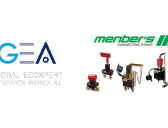 GEA Ibérica, nuevo distribuidor de Menber's Littelfuse para España y Portugal
