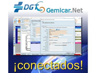 GemiCar.Net se conecta con la DGT para identificar automáticamente los vehículos en el taller
