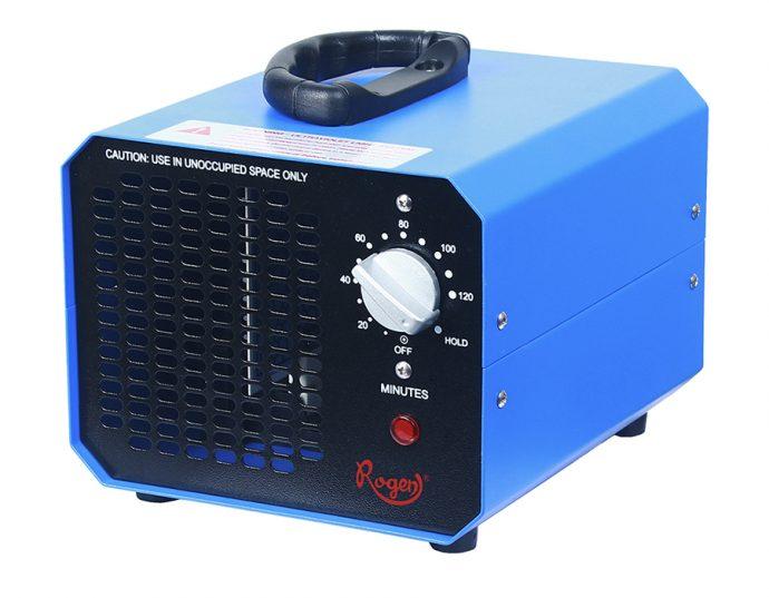 generador de ozono Industrias Rogen