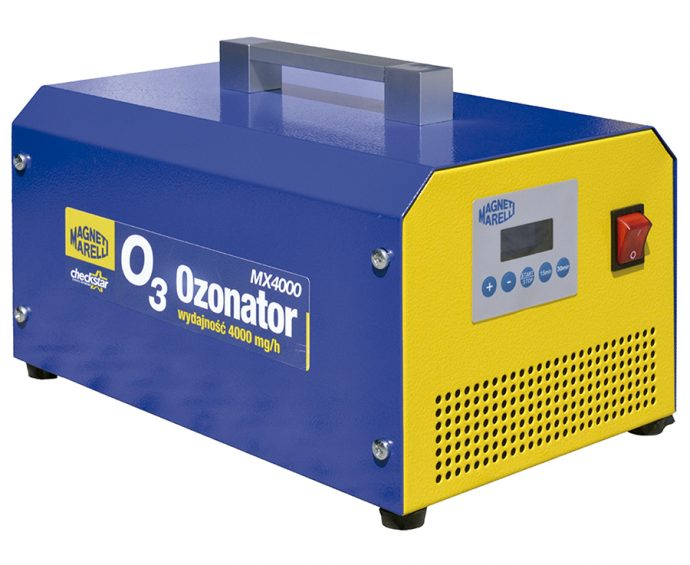 generador de ozono Magneti Marelli MX4000