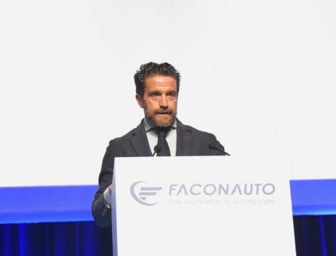 Gerardo Pérez XXVIII Congreso de Faconauto