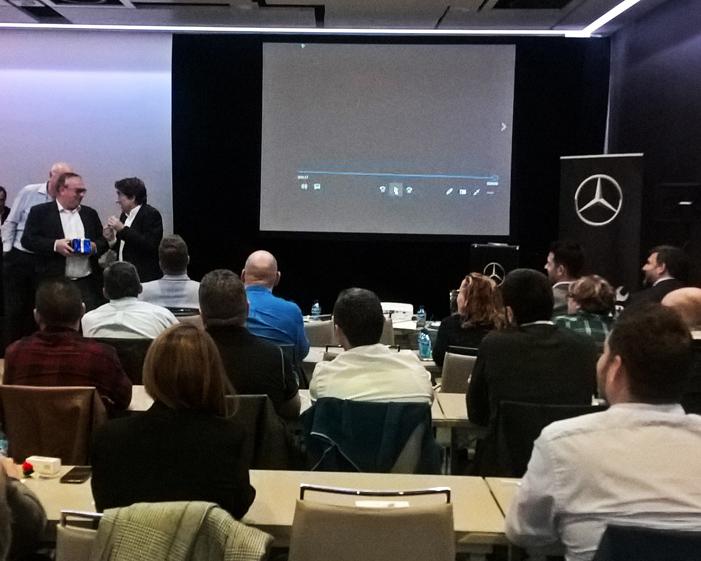 glasurit asamblea talleres autorizados Mercedes-Benz