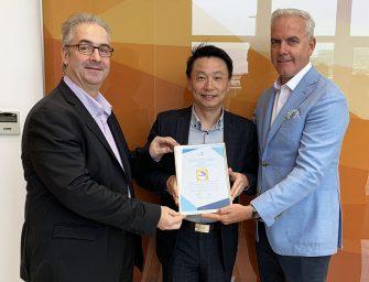 Glasurit renueva su patrocinio global con la asociación WorldSkills International