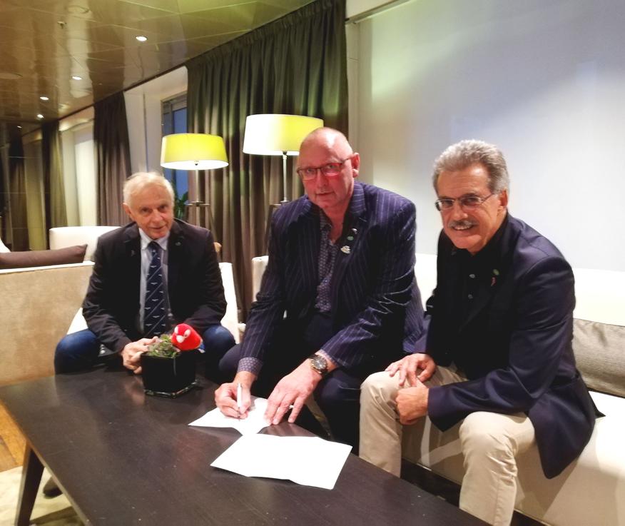 Glasurit renueva el acuerdo como consultor técnico global de la FIVA