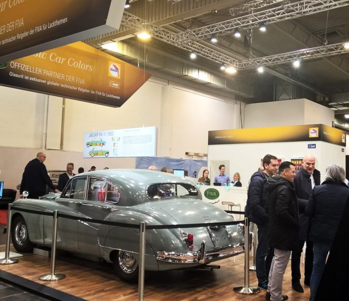 Glasurit Techno Classica 2018 2