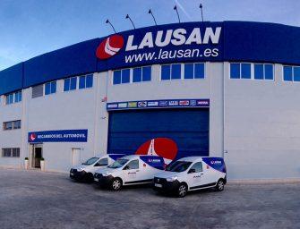 Groupauto y Lausan se separan para seguir caminos distintos en la posventa española