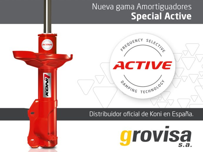 Grovisa Koni Special Active