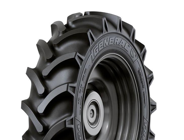 Grupo Andrés nuevo distribuidor neumático agrícola General Tire V Ply