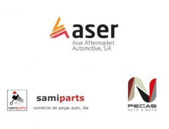 Las portuguesas Samiparts y N Peças se incorporan a ASER
