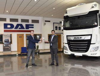 Grupo Nirvauto recibe el premio DAF Gold Award 2021