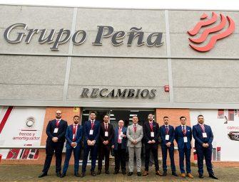 Grupo Peña presenta en vídeo su nueva delegación sevillana