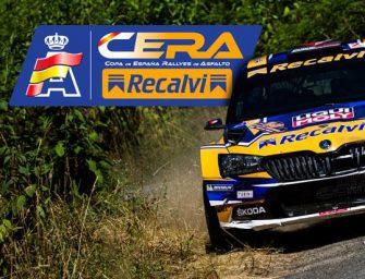 Nace CERA Recalvi, la nueva Copa de Rallyes de Asfalto de España