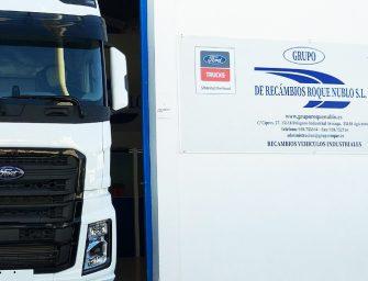 Grupo Roque Nublo acerca Ford Trucks a las Islas Canarias