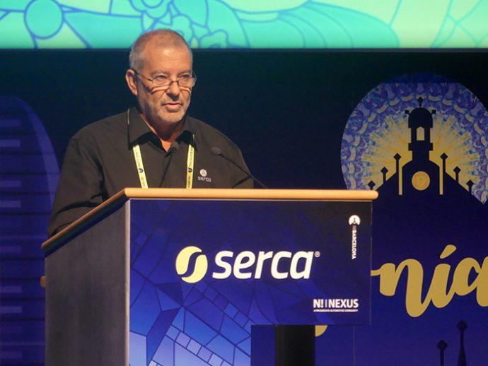 Grupo Serca da las gracias a Carmelo Pinto tras anunciar su jubilación