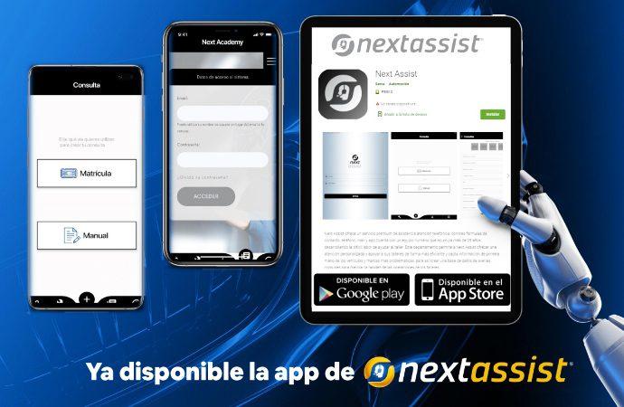 Grupo Serca nueva aplicación móvil para servicio consultoría técnica Next Assist