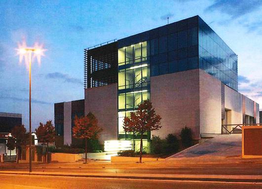 Grupo Vagindauto nuevas instalaciones edificio Einstein Terrassa