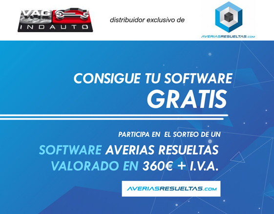 Grupo Vagindauto sorteo software Averiasresueltas.com