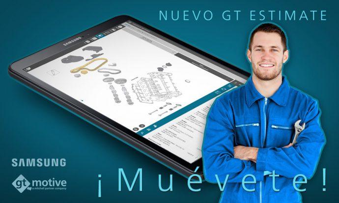 GT Motive Tablet Samsung