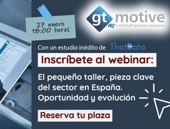 GT Motive analizará el papel de los talleres pequeños dentro del sector
