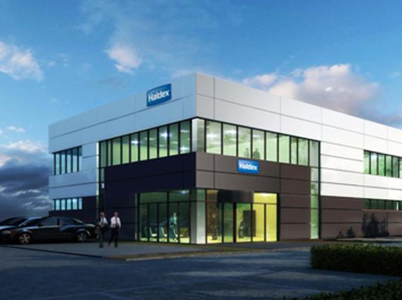 Haldex acuerdo colaboración con Grupo Wieldon