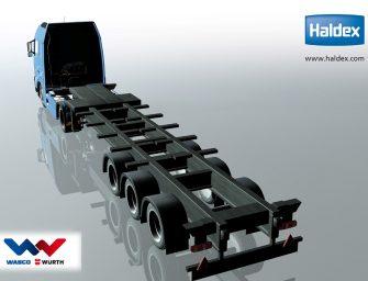 Haldex destaca las ventajas de su cooperación con WABCOWürth W.EASY