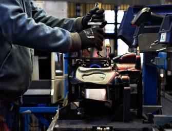 Haldex fortalece su colaboración con el fabricante de ejes Gigant