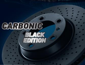 HELLA PAGID presenta su gama de discos de freno 'Carbonic Black Edition'