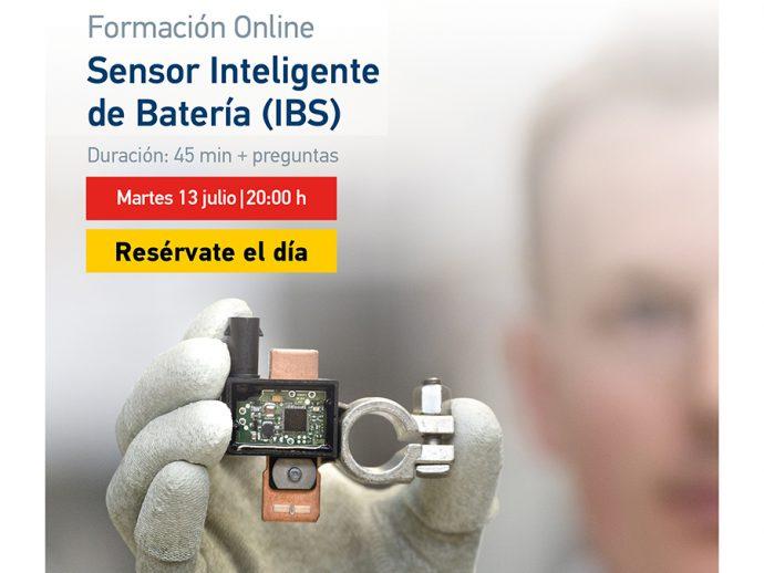 HELLA celebrará un webinar sobre Sensores Inteligentes de Baterías (IBS)