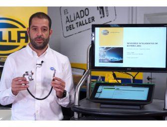 HELLA comparte su webinar sobre Sistemas Inteligentes de Baterías