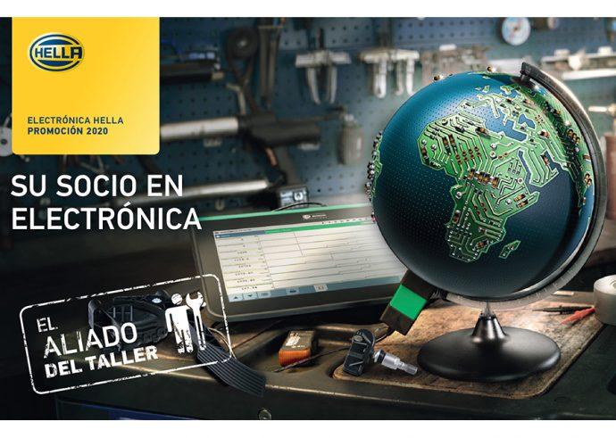 HELLA promoción 2020 para productos de electrónica