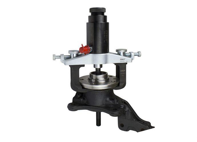 SKF herramientas para montaje y desmontaje de rodamientos
