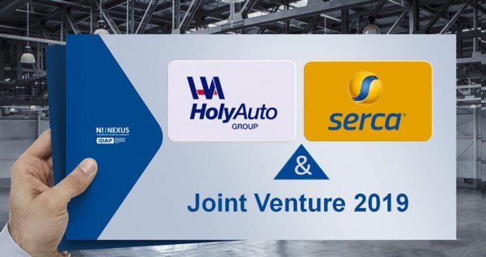 Holy Auto y Serca crean nueva joint venture