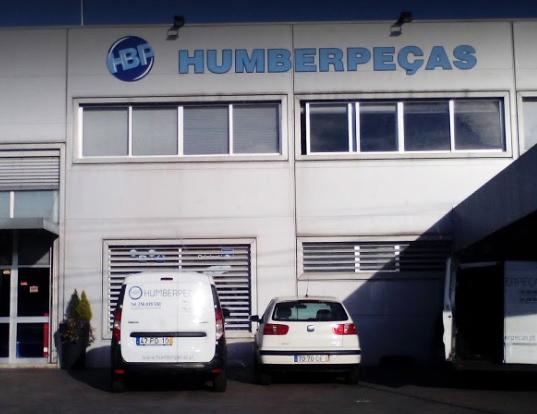 Humberpeças LDA nuevo miembro de ASER