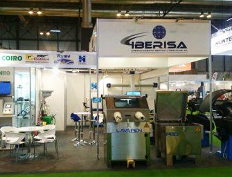 IBERISA S.L. presentará en Motortec su máquina de limpieza de filtros de partículas DPF 1800