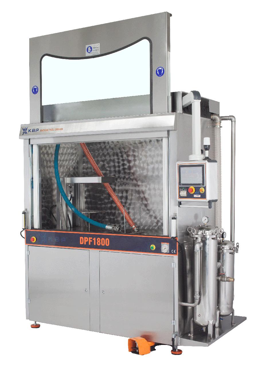 IBERISA máquina de limpieza de filtros de partículas DPF 1800